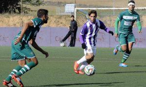 Valladolid, 9/11/2014. Real Valladolid - Coruxo en los campos Anexos. Foto Ricardo Otazo.